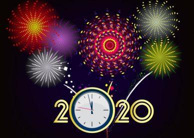 سنة جديدة سعيدة 2020 - رمزياتي