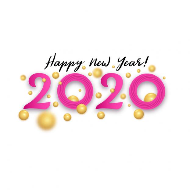 راس السنة الميلادية 2020