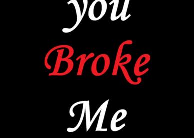 You Broke Me WhatsApp DP Profile Photo صور رمزيات حالات خلفيات عرض واتس اب انستقرام فيس بوك - رمزياتي
