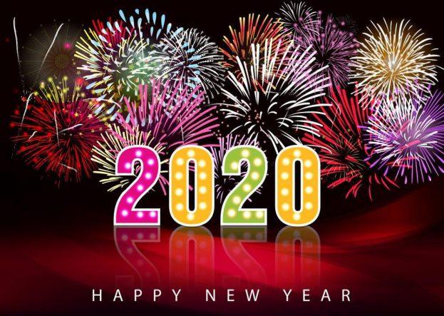 خلفيات العام الجديد 2020 - رمزياتي
