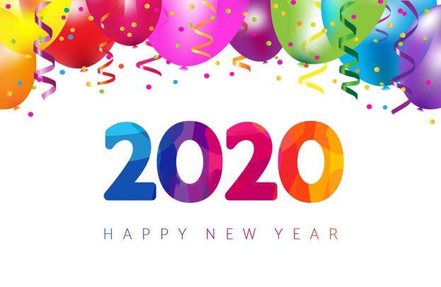 خلفيات رأس السنة 2020 - رمزياتي