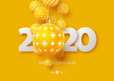 خلفيات صور العام الجديد 2020 - رمزياتي