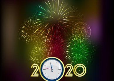 رمزيات ليلة السنة الجديدة 2020 - رمزياتي