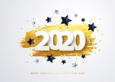 سنة جديدة 2020 - رمزياتي